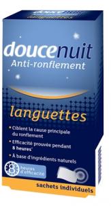 Languettes anti-ronflement longue durée boite de 14