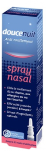 Solution nasale anti-ronflement 10ml