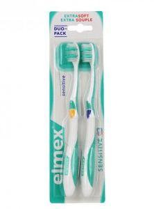 Brosse à dents extra souple boite de 2