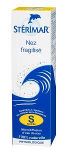 Solution nasale nez fragilisé soufre 100ml