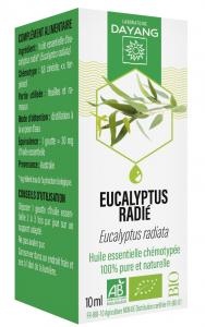 Bio eucalyptus radie 10ml