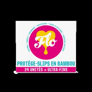 Pack de 24 Protège-slips en bambou Bio