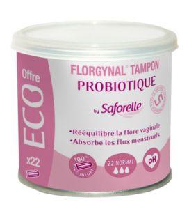 Boite de 22 Tampons probiotiques NORMAL sans applicateur