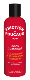 Lotion friction SPORT revitalisante corps 200ml