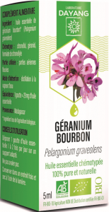 Bio géranium bourbon 5ml
