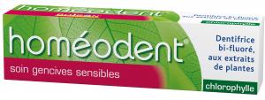 Dentifrice gencives sensibles Chlorophylle 75ml