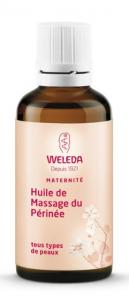 huile de massage du périnée 50ml