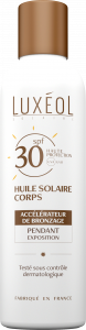 Huile solaire corps SPF30 150ml