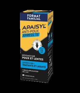 Anti-poux xpress 15' 200ml