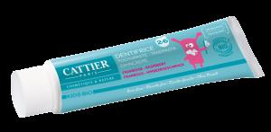 dentifrice enfants 2-6 ans goût Framboise 50ml