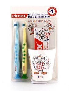 Kit dentaire enfant 1ères dents