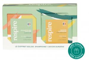 Kit solide 1 shampooing 75g + 1 savon 100g