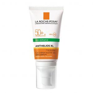 SPF50+ Gel crème anti-brillance sans parfum 50ml