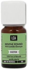 Huile essentielle de Menthe Poivrée Bio 5ml