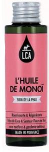 Huile végétale de Monoï parfumée 100ml