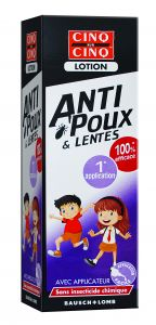 Lotion baume anti-poux & lentes 100ml