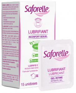 Gel lubrifiant intime 15 unidoses