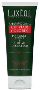 Shampooing cheveux colorés 200ml