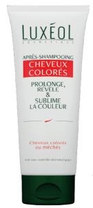 Après-shampooing cheveux colorés 200ml