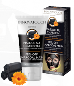 masque au charbon 50ml