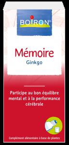 Mémoire Ginkgo Goutte 60ml