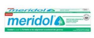 Dentifrice protection gencives et haleine fraîche 75ml