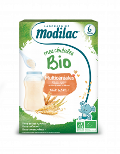 Bio multi céréales 250g