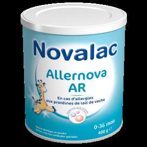 Allernova AR lait en poudre 0-36 mois boite de 400g