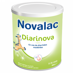 Diarinova lait en poudre 0-36 mois boite de 600g