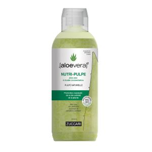 Nutri-pulpe 100% pur aloe vera  1L