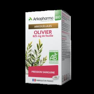 olivier bio boite de 45