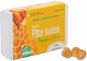 Pâtes à sucer Propolis & Miel boite de 50g