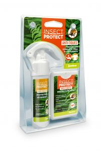 insect protect protection peau 18ml & protection vêtements 50ml
