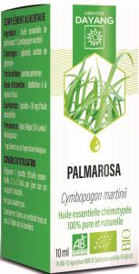 Bio Palmarosa Flacon 10ml