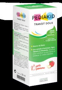 Transit doux sirop goût pomme 125ml