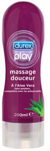 Gel de massage douceur Aloé Vera 200ml