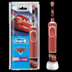 Brosse à dents électrique Cars 3 ans et +