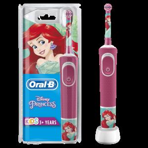Brosse à dents électrique Princesse 3 ans et +