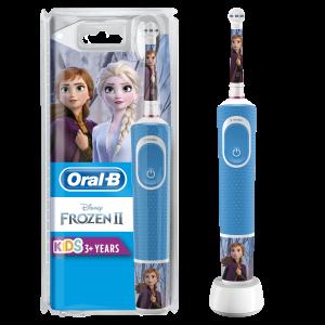 Brosse à dents électrique Reine des Neiges 3 ans et +