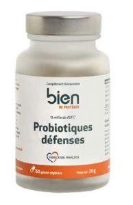 Probiotiques défenses boite de 60 gélules