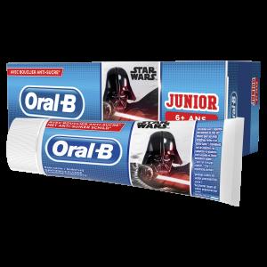 Star Wars Dentifrice 75ml, 6 Ans Et Plus