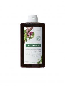 Shampoing quinine et edelweiss bio 400ml