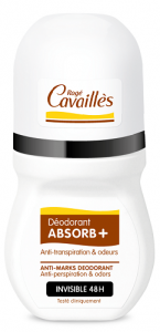 Déodorant roll-on invisible 50ml