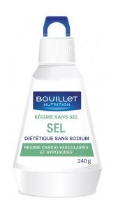 Sel diététique appauvri en sodium 240g