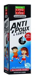 Shampoing gel anti-poux 100ml