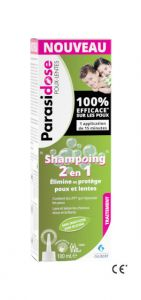 Shampoing 2en1 100ml