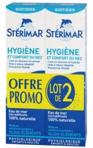 2 spray solution nasale 2x100ml