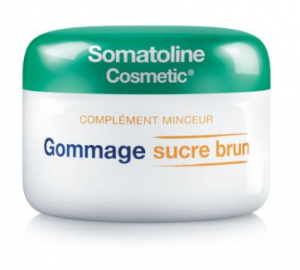 Gommage sucre brun 350g