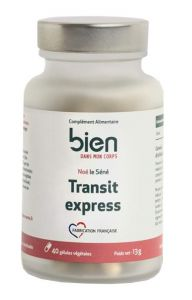 Transit express boite de 40 gélules